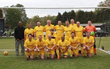 MGB Football team